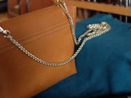 女款羊皮斜挎包  纯手工制做