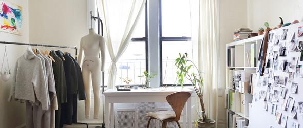 极简主义与日式宽松的美丽:美国服饰品牌/设计师Sayaka Davis