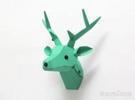 纸艺 - 纸雕小鹿