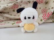 [MM012]钩织小熊挂件