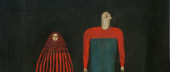 红与黑的荒诞世界:渡部真由美