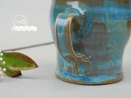 【踏青】水房子出品~咖啡杯~纯手工制作~可议作品