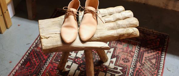 与手工鞋一次有趣的偶遇:美国美女鞋匠Rachel Corry的故事和作品
