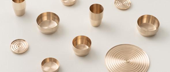 现代设计让传统黄铜器物变得轻盈时尚起来 | BKID