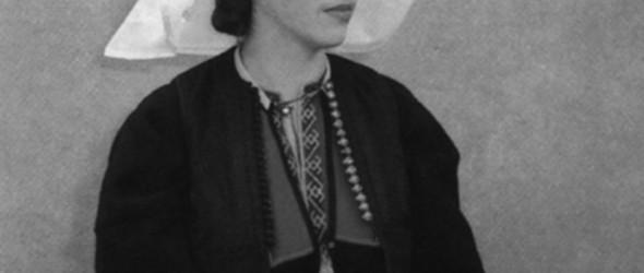 Pokrivaca - 传统克罗地亚女性头巾/面罩
