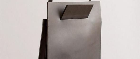 来自日本灵感的简约皮革包袋 | 参观纽约布鲁克林 Chiyome 工作室