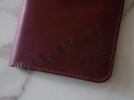 天然烫印logo款钱包