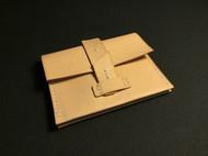 植鞣革 原色 简易 钱包 卡包 零钱包