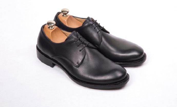 角度订制手工皮鞋:大头男士皮鞋-经典再现