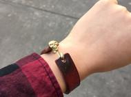 手染星空手环