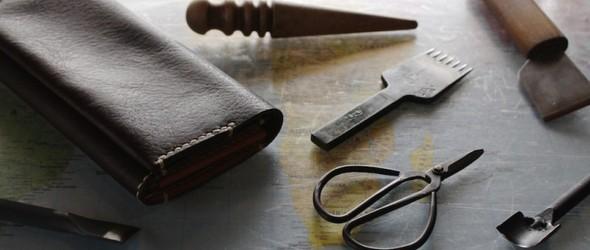 简约,自然的日本皮具品牌Duram Factory