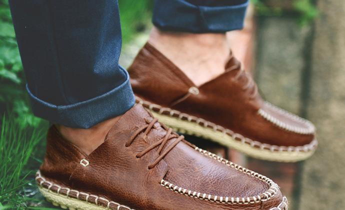 手工环保鞋 休闲鞋 无胶鞋 商务旅行鞋 防臭鞋 真皮鞋