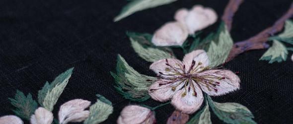 每个艺术家一开始都是业余的,但热爱改变一切: 刺绣艺术家Masha Reprintseva的故事