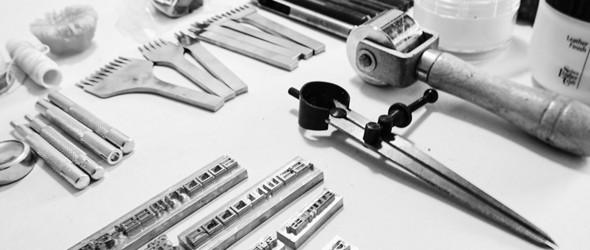 手工皮具课   做一个属于自己的皮夹吧~(7月23日杭州)