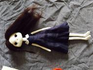 第一个布艺玩偶作品