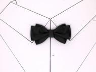 小可爱和小领带真丝双层经典领结支持定制