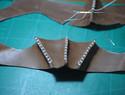 手工鞋制作教程:西班牙设计感 纯手工亲肤凉鞋