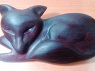 木雕——狐狸先生
