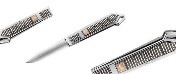 意大利刀匠 Antonio Fogarizzu 手工打造的完美刀具