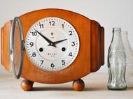 老机械钟 老座钟 老闹钟 上链钟