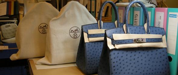 探访爱马仕法国巴黎工厂与见证爱马仕铂金包(Hermès Birkin)制作过程