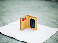【memory】竖款钱包 相片位卡位