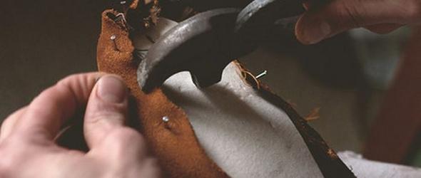 自己动手制作一双梦想中的手工鞋,在家制作手工鞋的详细过程(超多图)