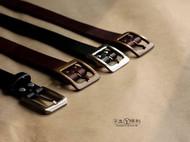 浮生臻制#J&FJ.Baker英国马缰手工皮带