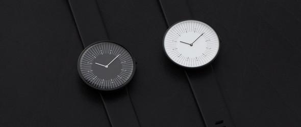 简洁到极致的手表 Line Collection