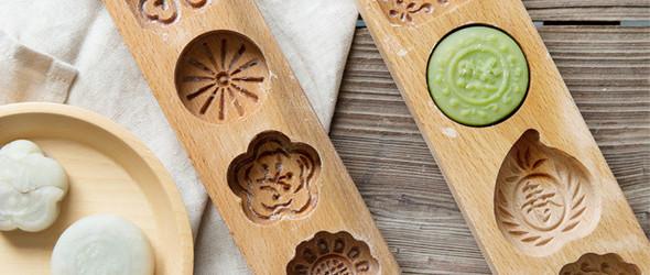 翻手生花——传统印子板雕刻