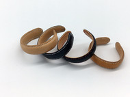 原创手工植鞣革牛皮革马缰革手环手镯