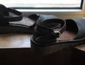 萌萌哒蚕豆皮靴变身文艺复古单鞋