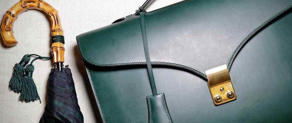 一款手提公文包的诞生 | 图解