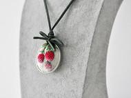 """AileenGift独立设计师品牌原创款""""草莓""""森系腔调"""