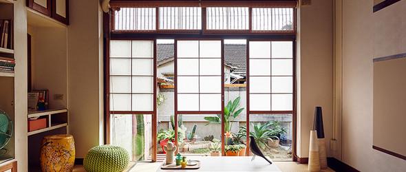高雄眷永堂 - 台湾HAO design好室设计将旧屋改造成生活实验室