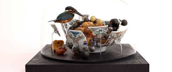 领略陶瓷的残缺之美 | 荷兰另外陶艺家 Bouke de Vries 重塑的陶瓷雕塑