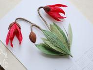 纸艺高原花卉系列之几种绿绒蒿
